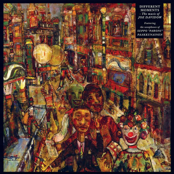 Joe Davidow Different Moments LP 0