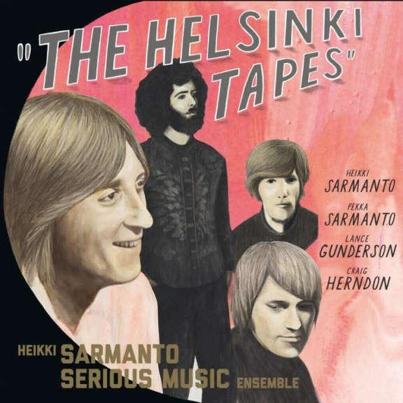 Heikki Sarmanto Serious Music Ensemble The Helsinki Tapes 1 (Coloured) LP 0