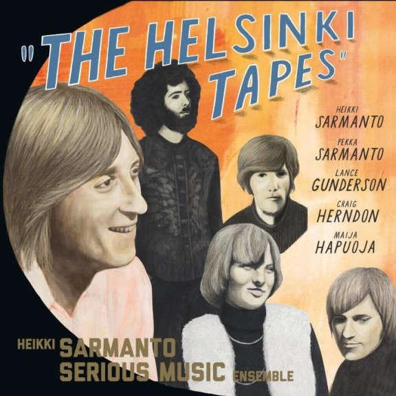 Heikki Sarmanto Serious Music Ensemble The Helsinki Tapes 2 (Coloured) LP 0