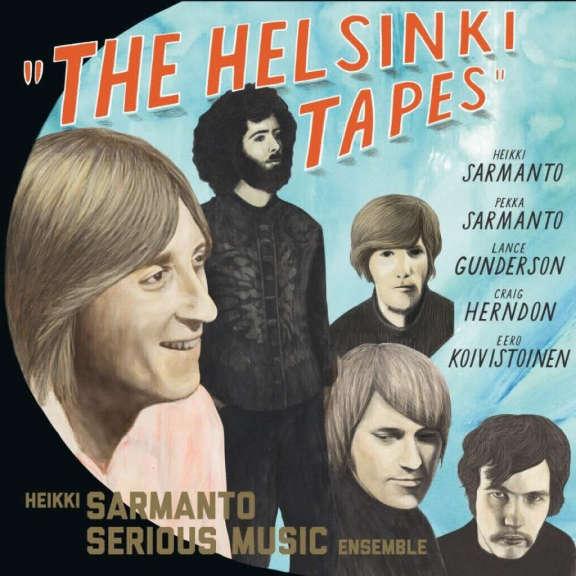 Heikki Sarmanto Serious Music Ensemble The Helsinki Tapes 3 LP 0