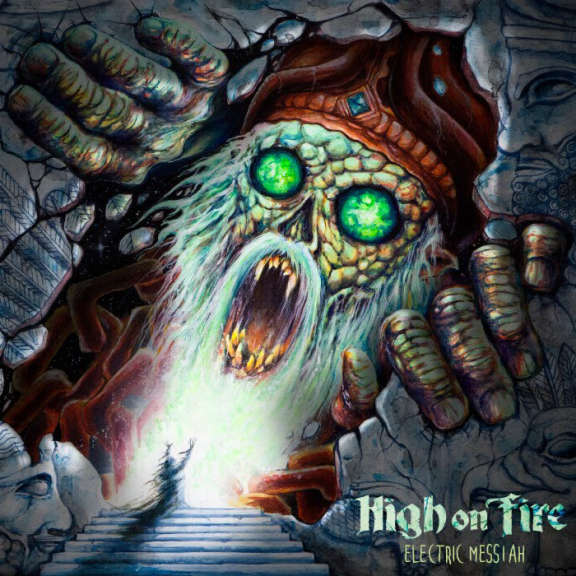 High On Fire Electric Messiah (Coloured) LP 2018