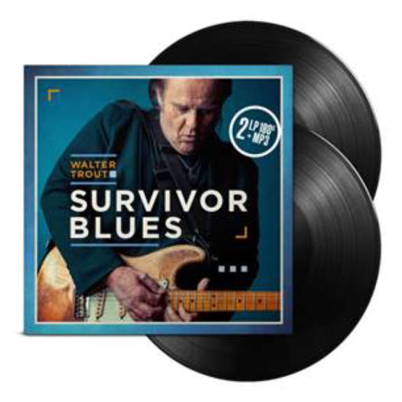 Walter Trout Survivor Blues LP 2019