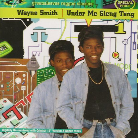 Wayne Smith Sleng Teng LP 2018