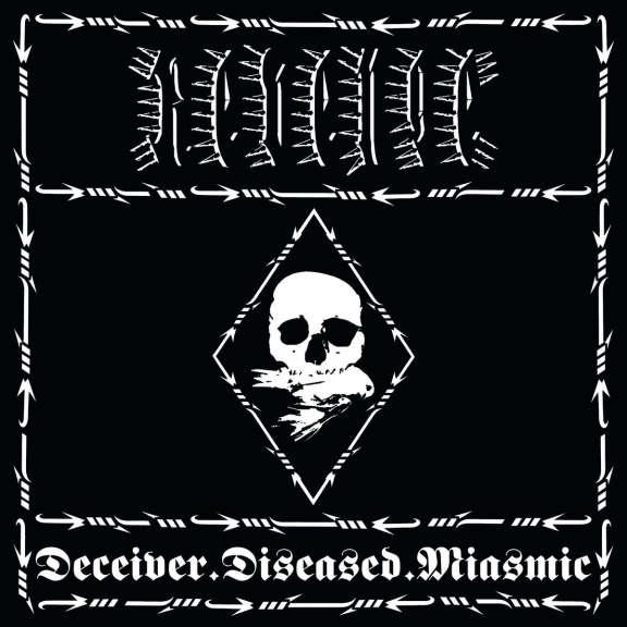 Revenge Deceiver.Diseased.Miasmic (Coloured) LP 2018