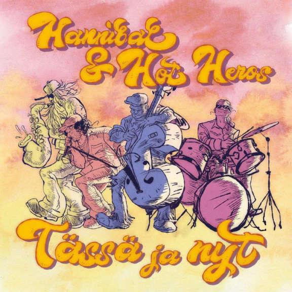 Hannibal & Hot Heros Tässä ja nyt LP 2019