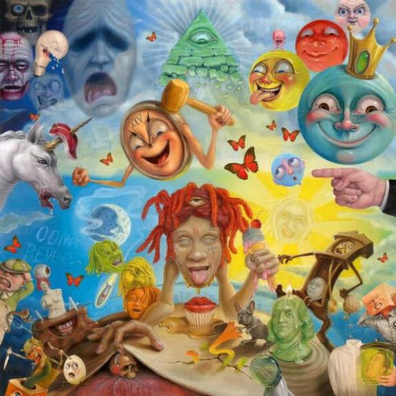 Trippie Redd Life's a Trip LP 2018