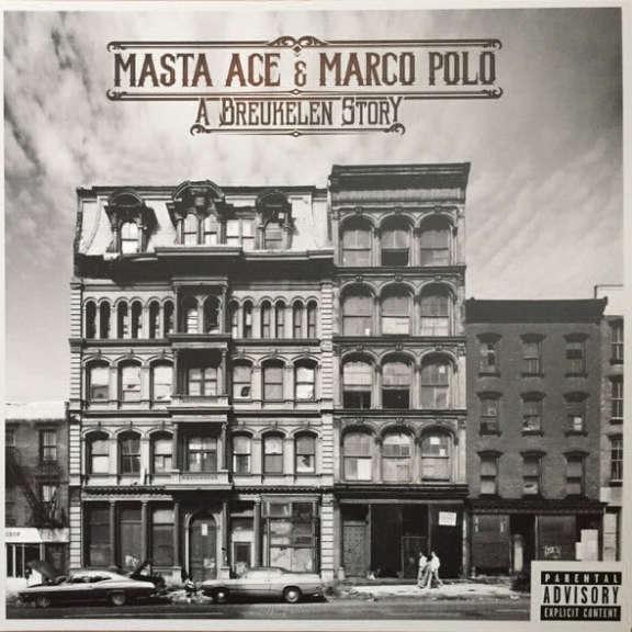 Masta Ace & Marco Polo A Breukelen Story LP 2018