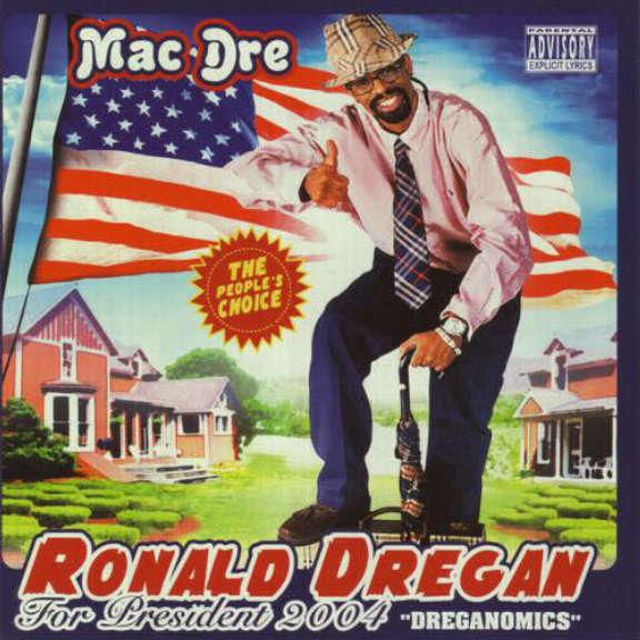 """Mac Dre Ronald Dregan """"Dreganomics"""" LP 2018"""