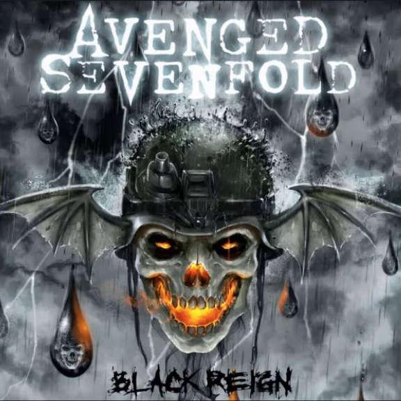 Avenged Sevenfold Black Reign EP 10'' LP 2018
