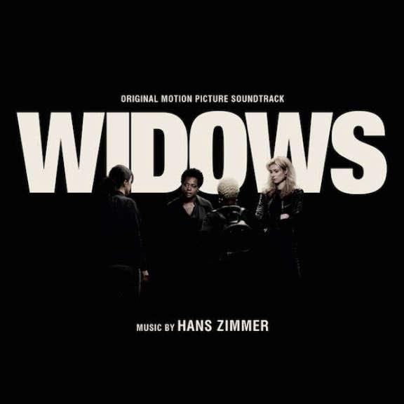 Hans Zimmer Widows OST LP 2018