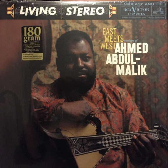 Ahmed Abdul-Malik East Meets West LP 2017