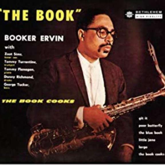 Booker Ervin The Book Cooks LP 2019