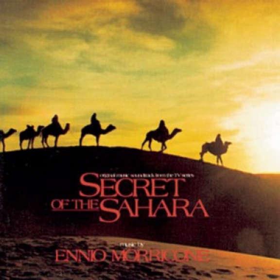 Ennio Morricone Secret Of The Sahara OST LP 2019