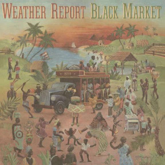 Weather Report Black Market LP 2011