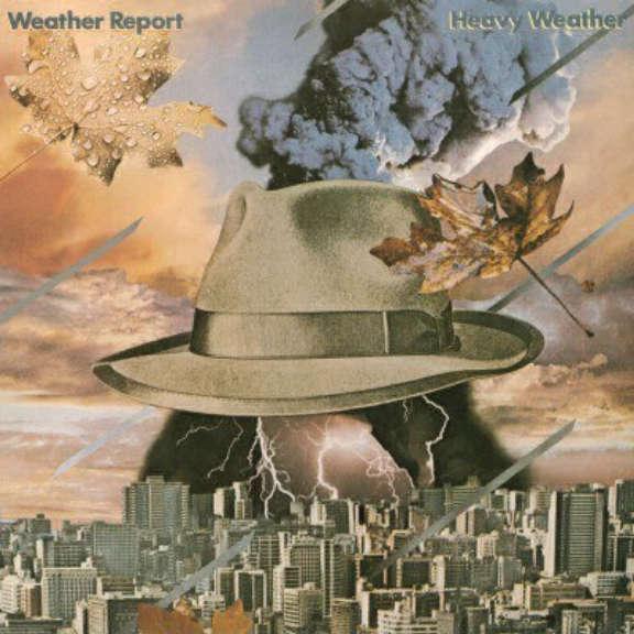 Weather Report Heavy Weather LP 2011