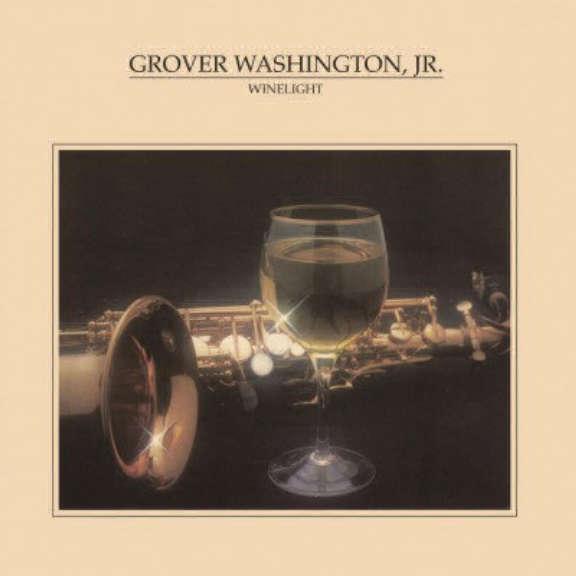 Grover Washington Jr Winelight LP 2015