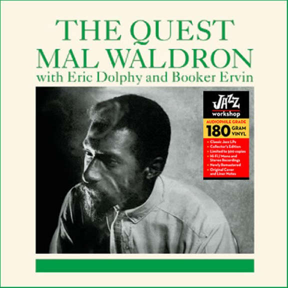 Mal Waldron The Quest LP 2015