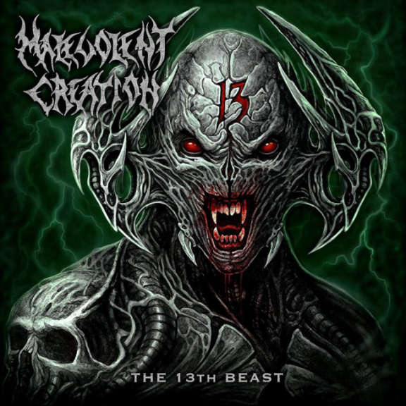 Malevolent Creation The 13th Beast LP 2019