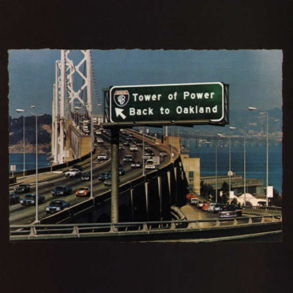 Tower of Power Back to Oakland LP 2015