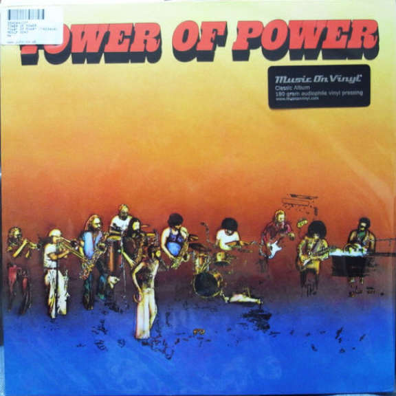 Tower of Power Tower of Power LP 2014