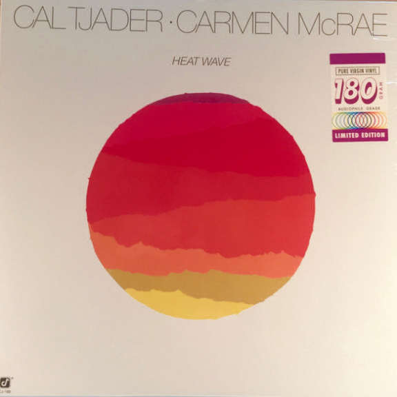 Cal Tjader & Carmen McRae Heat Wave LP 2015