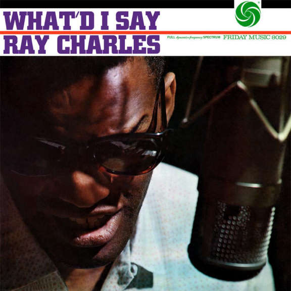 Ray Charles What'd I Say LP 2019