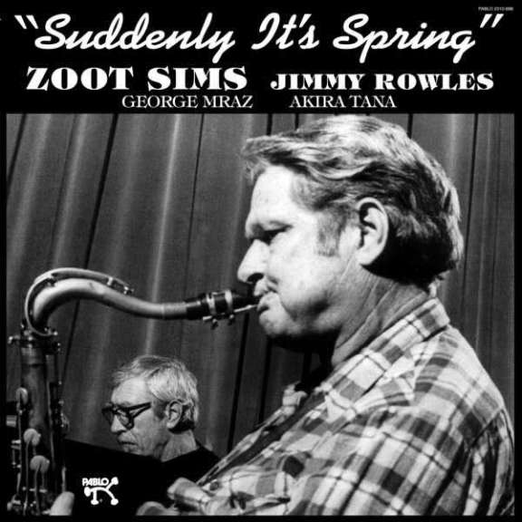 Zoot Sims Suddenly It's Spring LP 2015