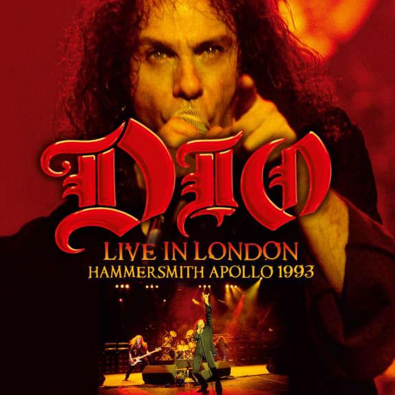 Dio Live In London - Hammersmith Apollo 1983 (LP+CD) LP 2018