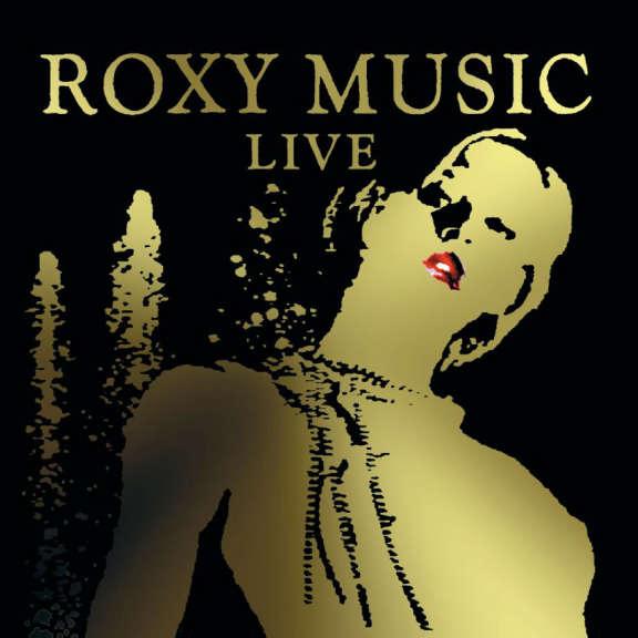 Roxy Music  Live (LP+CD) LP 2018