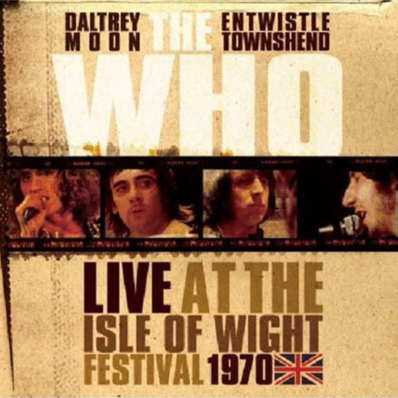 Who Live at the Isle of Wight Festival 1970 (Ear Music Classics) LP 2018
