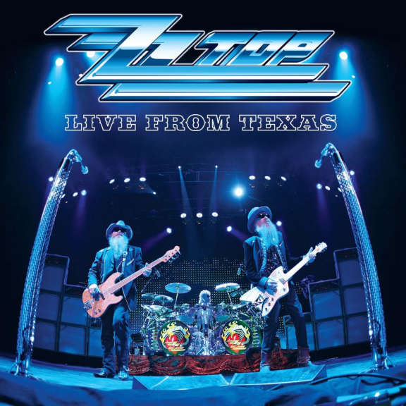 ZZ Top Live from Texas LP 2018