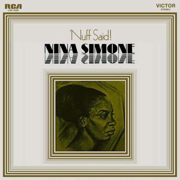Nina Simone Nuff Said! LP 2015