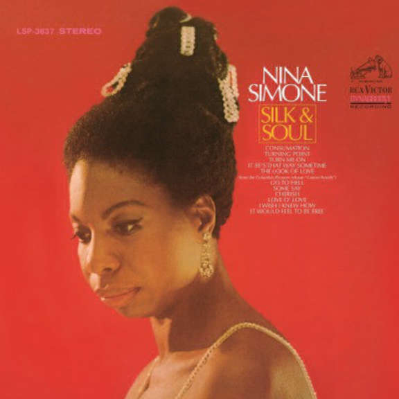Nina Simone Silk & Soul LP 2011