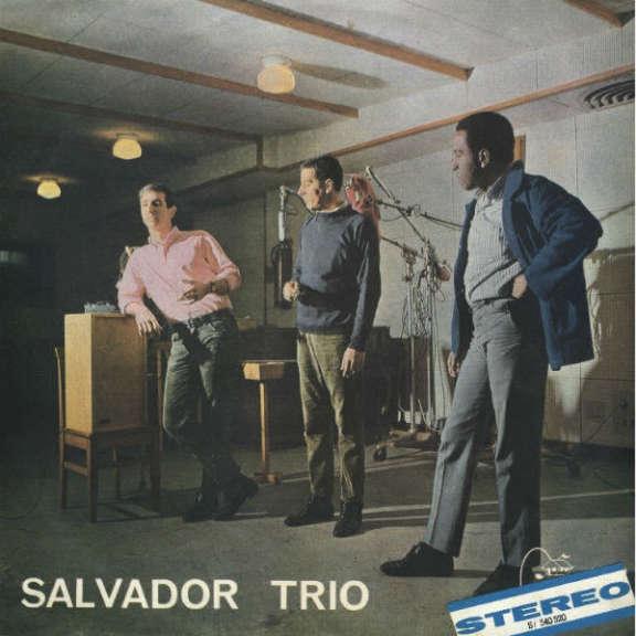 Salvador Trio Tristeza LP 2012