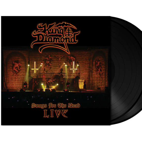 King Diamond Songs for the Dead Live LP 2019