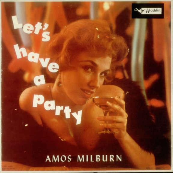 Amos Milburn Let's Have A Party LP 2018
