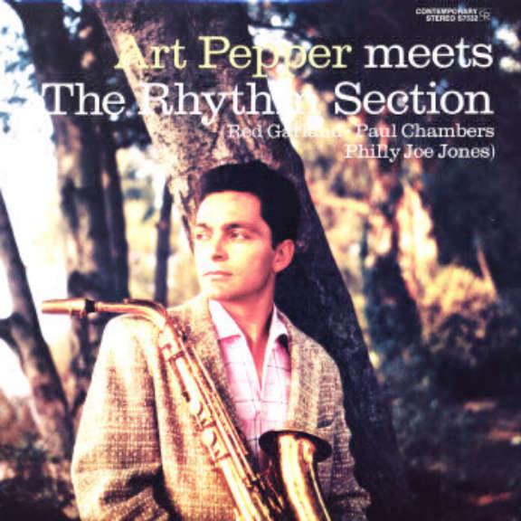 Art Pepper Art Pepper Meets The Rhythm Section LP 2018