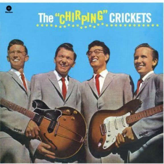 Buddy Holly Buddy Holly and the Chirping Crickets LP 2018