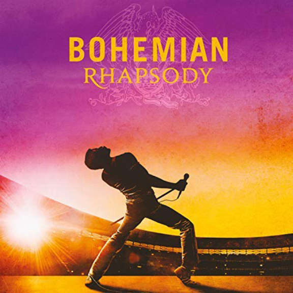 Queen Bohemian Rhapsody OST LP 2019