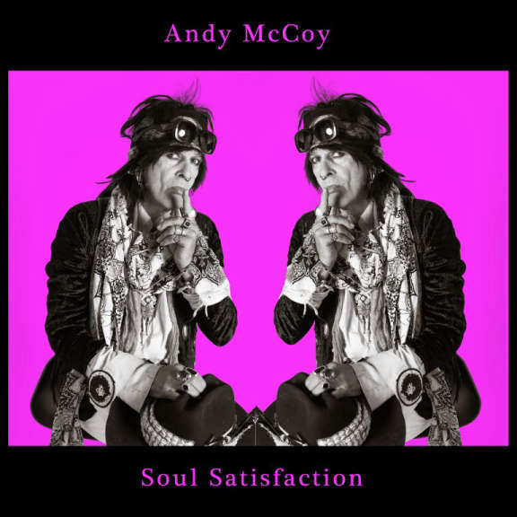 Andy McCoy Soul Satisfaction EP (Rolling Exclusive) LP 2019