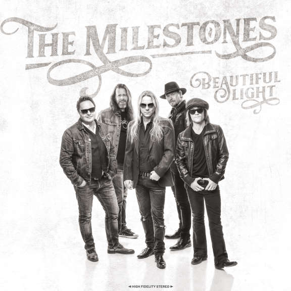 Milestones Beautiful Light (kansi 2) LP 2019