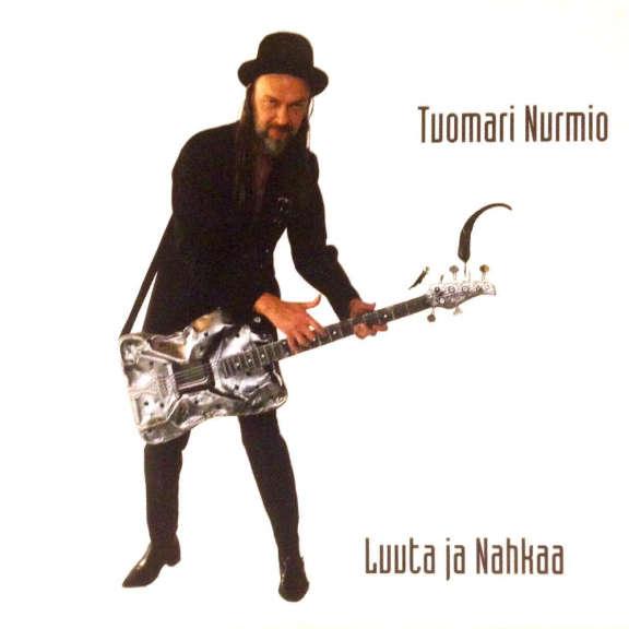 Tuomari Nurmio Luuta ja nahkaa (Clear) LP 2019
