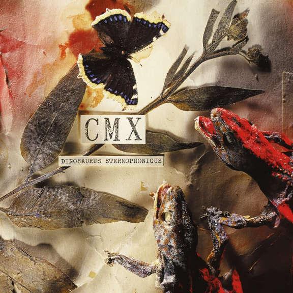 CMX Dinosaurus Stereophonicus (Black) LP 2019