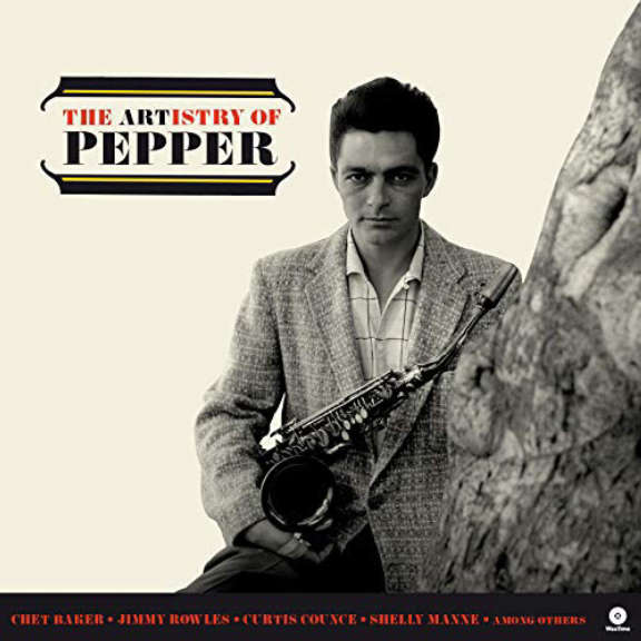 Art Pepper Artistry of Pepper LP 2018