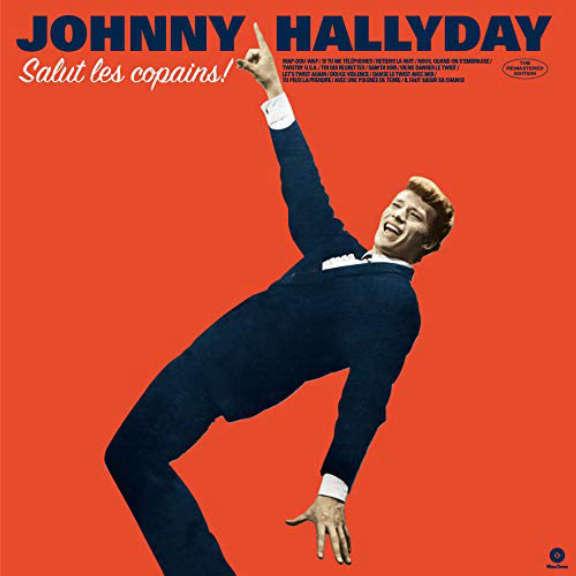 Johnny Hallyday Salut Les Copains! LP 2018