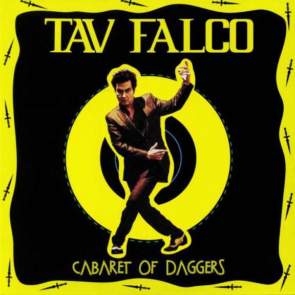 Tav Falco Cabaret Of Daggers LP 2018