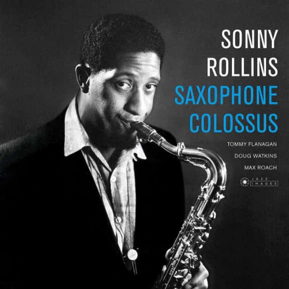 Sonny Rollins Saxophone Colossus (Jazz Images) LP 2018