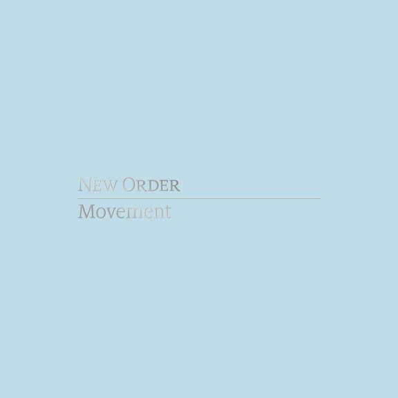 New Order Movement (Box Set) LP 2019