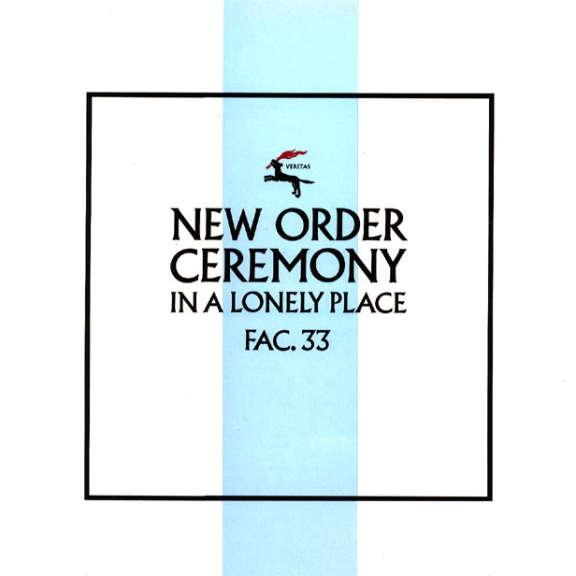 New Order Ceremony (Version 2) LP 2019