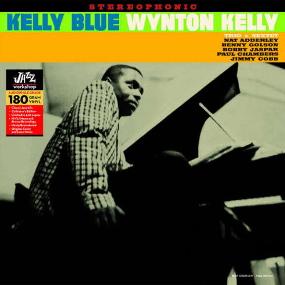 Wynton Kelly Kelly Blue (Jazz Workshop) LP 2018